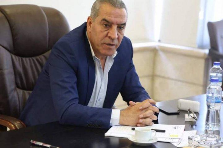حسين الشيخ :لم نتوصل مع الاسرائيليين لأي حل بشأن أموال المقاصة