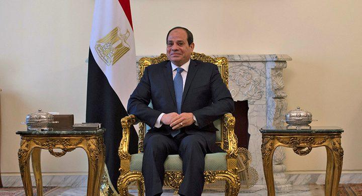 مصر... السيسي يصدر قرارين جمهوريين جديدين