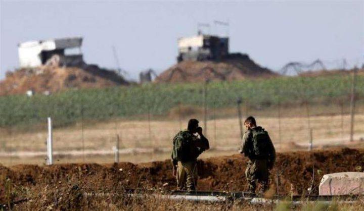 الاحتلال ينشر قواته على حدود قطاع غزة