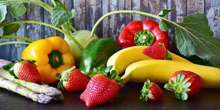 دراسة: الخضروات والفواكه تقلل خطر الاصابة بسرطان الثدي بنسبة 20%