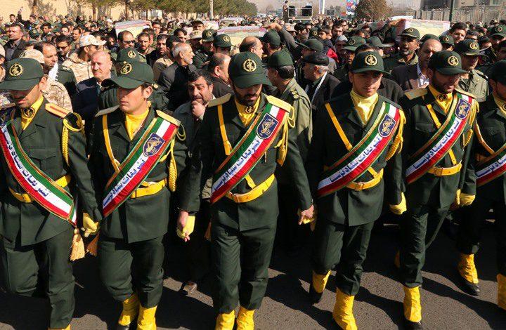 قائد الحرس الثوري: إيران على شفا مواجهة شاملة مع العدو
