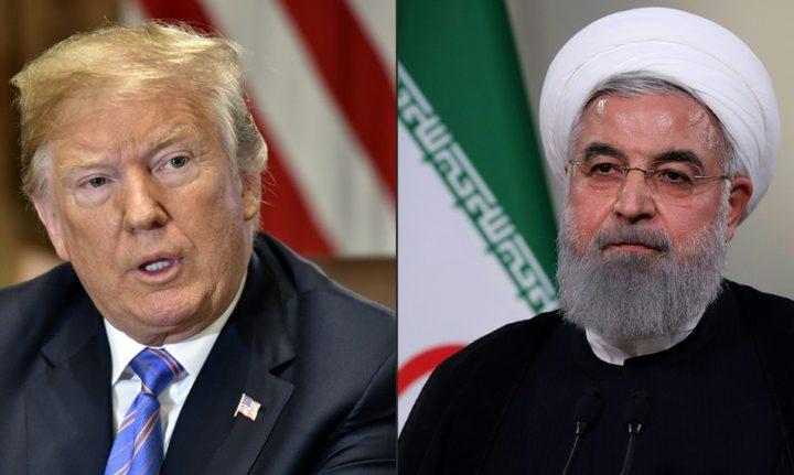 ترامب يريد تجنب الحرب مع إيران وواشطن تطلب من اسرائيل عدم التدخل