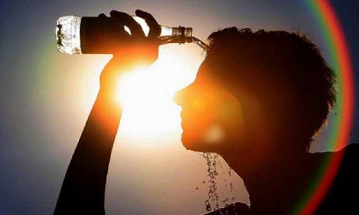 نهار رمضان: الجو حار إلى شديد الحرارة