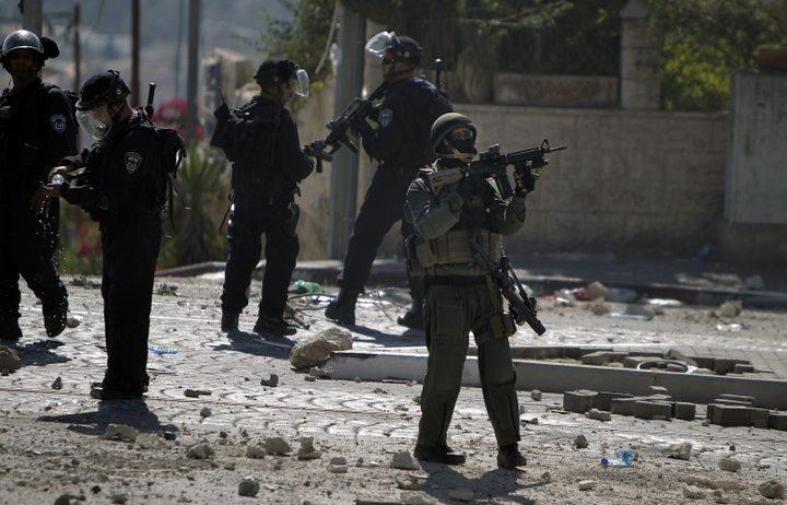 إصابة مواطن برصاص الاحتلال جنوب غرب الخليل