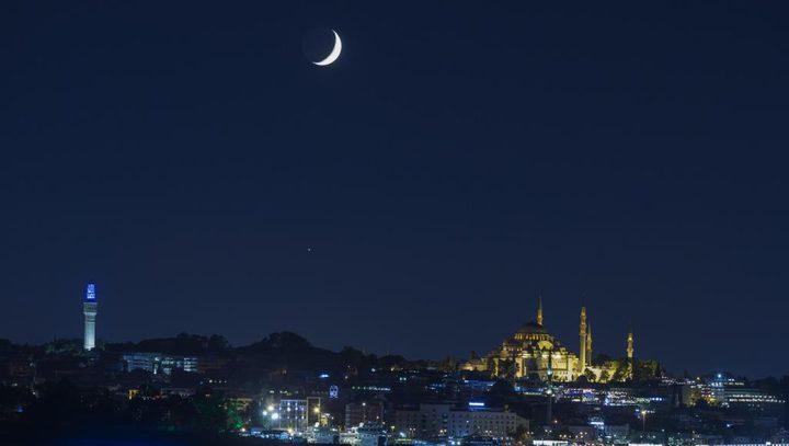 فلكيا.. عيد الفطر يوم الأربعاء 5 يونيو المقبل
