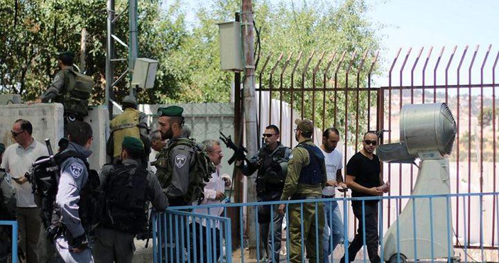 وفاة مواطن على حاجز بيت لحم الشمالي أثناء توجهه للقدس