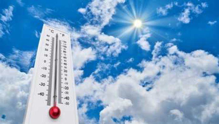 حالة الطقس: أجواء حارة والتحذير من التعرض لأشعة الشمس