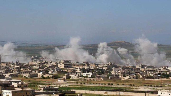 """الأمم المتحدة تخشى """"كارثة إنسانية"""" في إدلب"""