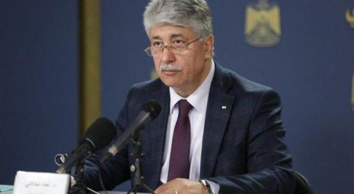 مجدلاني يطلع سفير روسيا على آخر التطورات السياسية