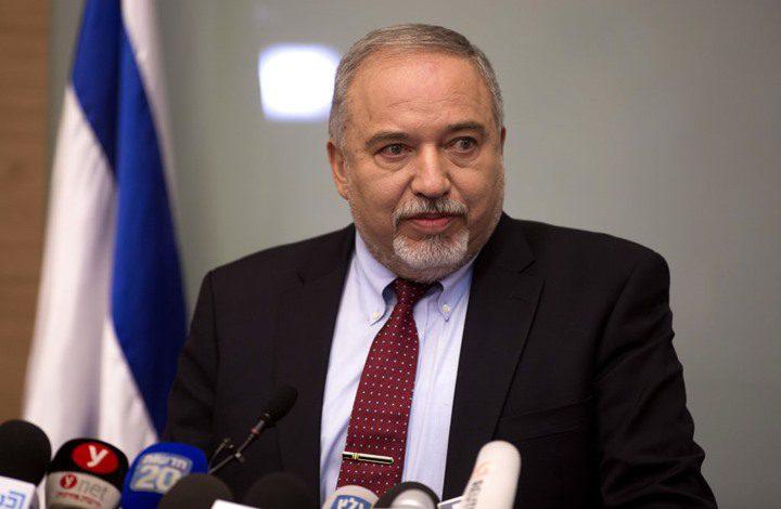 ليبرمان: سنطالب بمسح غزة إذا سقطت الصواريخ على تل أبيب