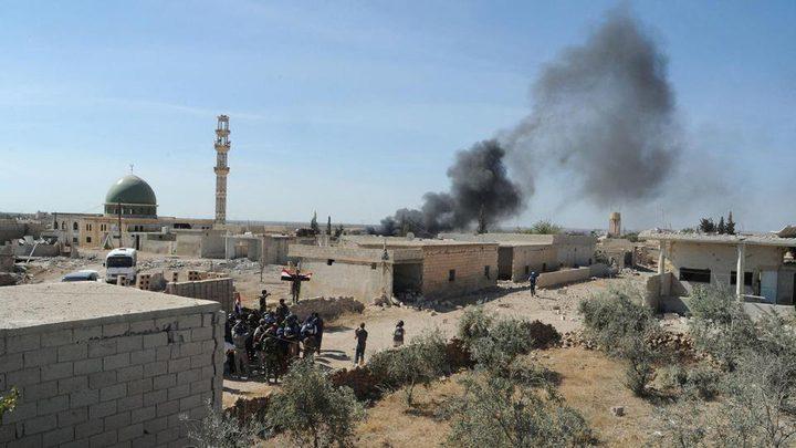 الجيش السوري ينفي استخدام سلاح كيميائي بريف اللاذقية