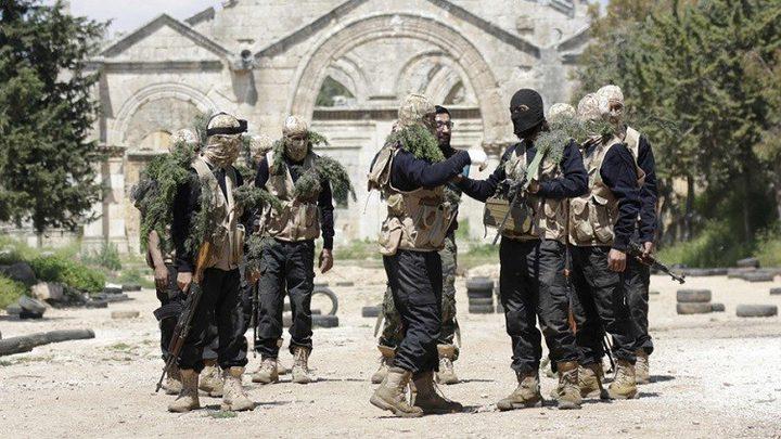 مقتل عسكريين سوريين اثنين بعمليات قصف نفذها مسلحون من إدلب