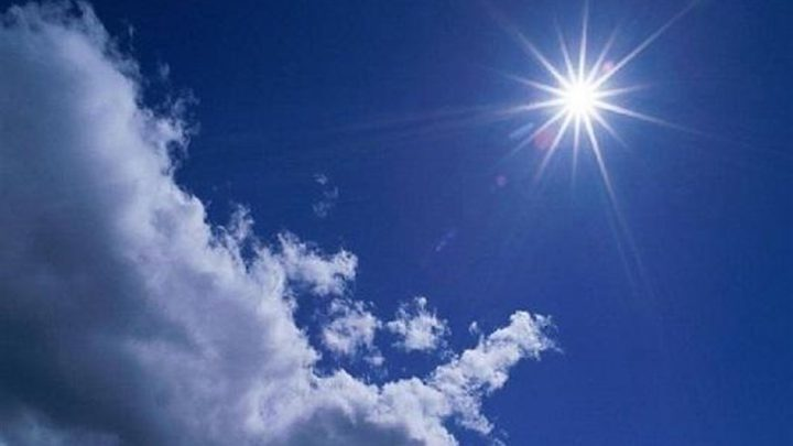 أجواء حارة وتحذير من التعرض لأشعة الشمس