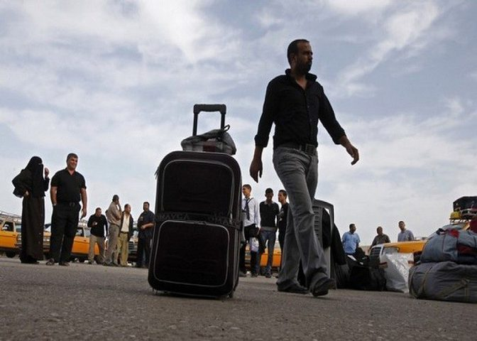 غزة: 35 ألف فلسطيني غادروا القطاع ولم يعودوا في 2018