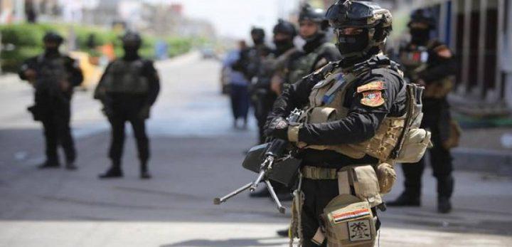 استنفار كبير بعد سقوط صاروخ قرب السفارة الأمريكية في بغداد