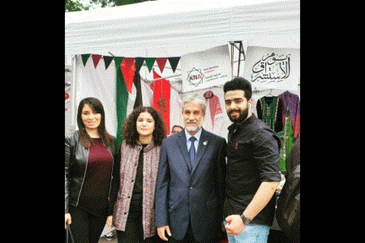 انطلاق فعاليات معرض شرقيات بمشاركة فلسطين في جامعة وارسو
