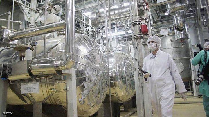 إيران تتحدى المجتمع الدولي وتعلن رفع إنتاجها من اليورانيوم