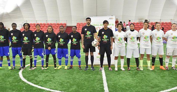 أميركا: دورة متخصصة في تحكيم كرة القدم لأبناء الجالية الفلسطينية