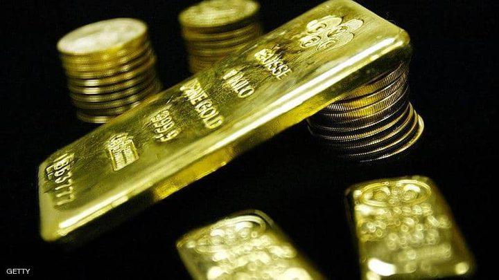 الذهب يستقر مع هبوط الأسهم