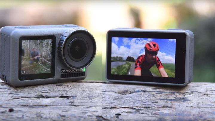 """""""DJI"""" تنافس """"GoPro"""" بكاميرا متطورة"""
