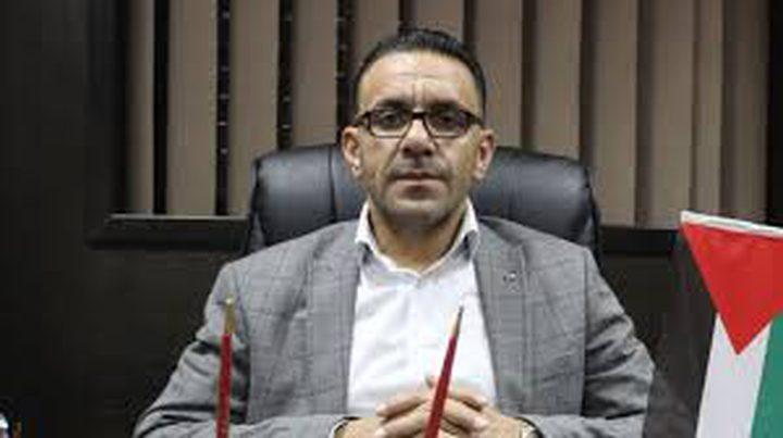 المحافظ غيث يطلع وفدا برلمانيا تشيليا على الأوضاع في القدس