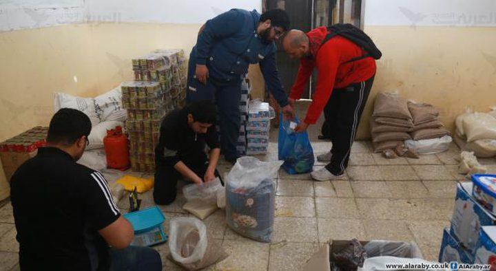 مبادرات شبابية تطوعية.. لدعم الأسر المحتاجة في رمضان