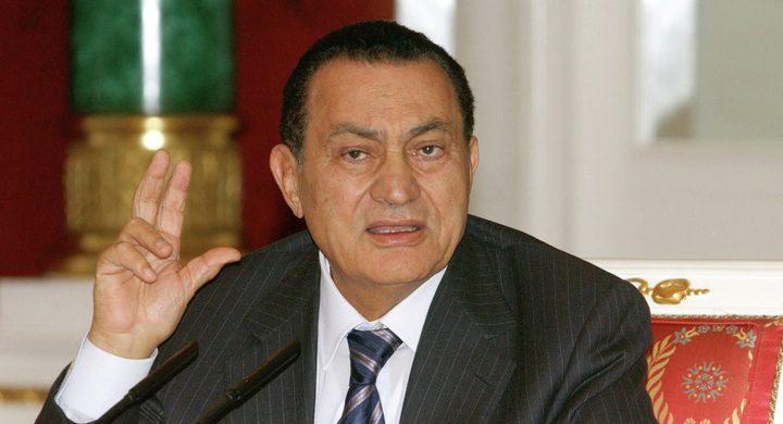"""مبارك: """"صفقة القرن"""" تنذر بانفجار المنطقة وهناك مقدمات غير مطمئنة"""