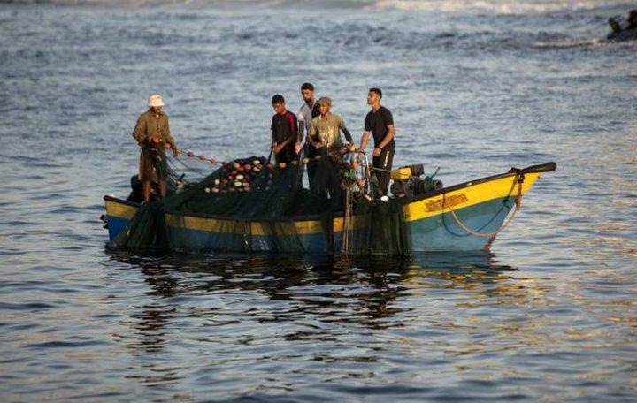 اسرائيل توسّع مساحة الصيد بغزة