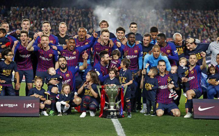 برشلونة يتمسك بخطته رغم اقتراب جريزمان