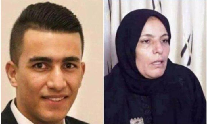محكمة الاحتلال تصدر حكماً بالسجن وغرامة على والدة الشهيد نعالوة