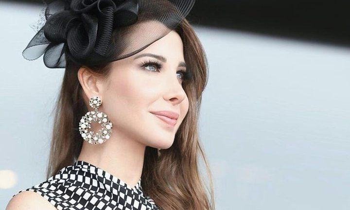 نانسي عجرم تحتفل بعيد ميلاد ابنتها ميلا