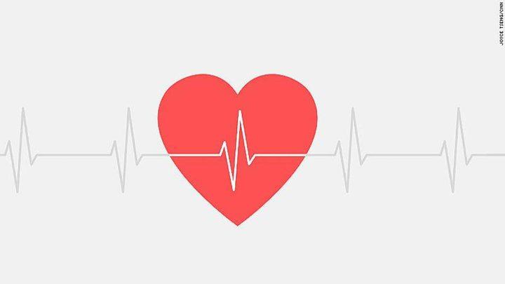 دراسة :ارتفاع وفيات أمراض القلب وانخفاض  وفيات السرطان
