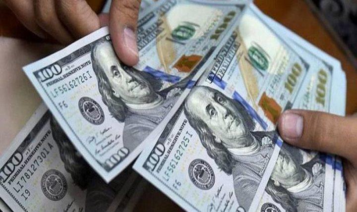 الدولار قرب اعلى مستوى له امام الشيكل منذ نحو شهر