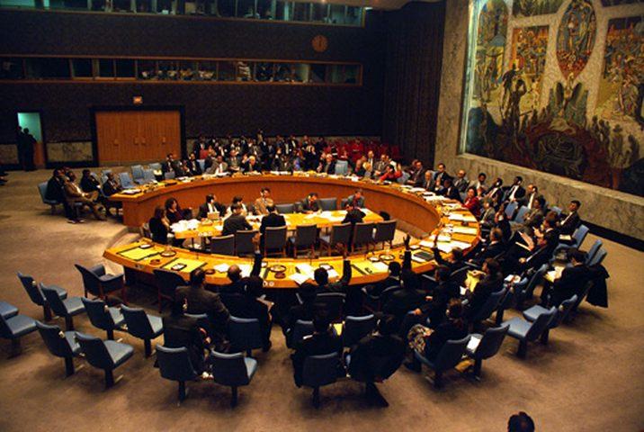 مجلس الأمن يناقش آخر التطورات بشأن القضية الفلسطينية