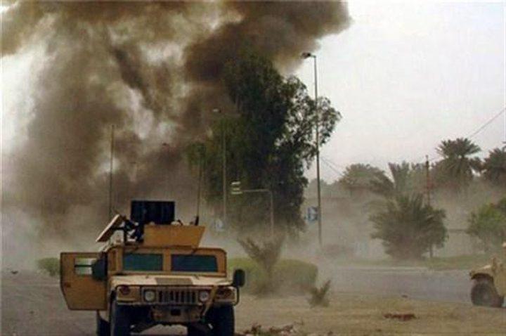 مصرع جندي مصري واصابة آخر في انفجار عبوة ناسفة بالشيخ زويد