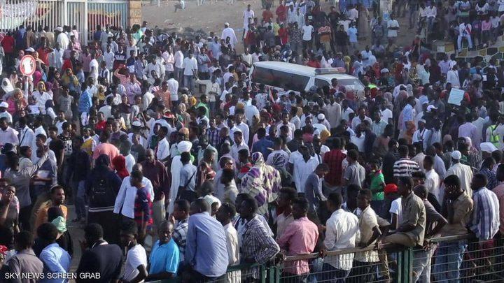 قوى الحرية والتغيير تدعو لمسيرة مليونية اليوم في السودان
