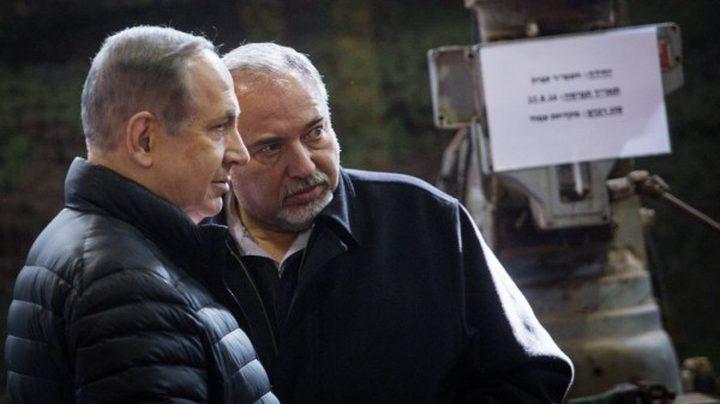 """نتنياهو ينوي تشكيل حكومة دون حزب """"يسرائيل بيتينا"""""""