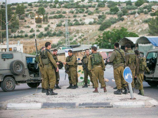 الاحتلال يعلن قرية رمانة غرب جنين منطقة عسكرية مغلقة