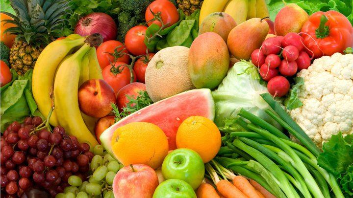 دراسة: تناول الكثير من الخضراوات والفاكهة يدعم بكتيريا الامعاء
