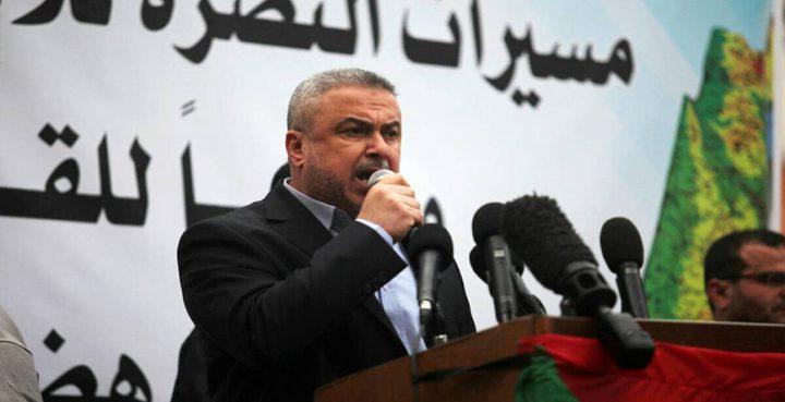 رضوان :لا للتطبيع مع الاحتلال ولا للندوة الاقتصادية في المنامة