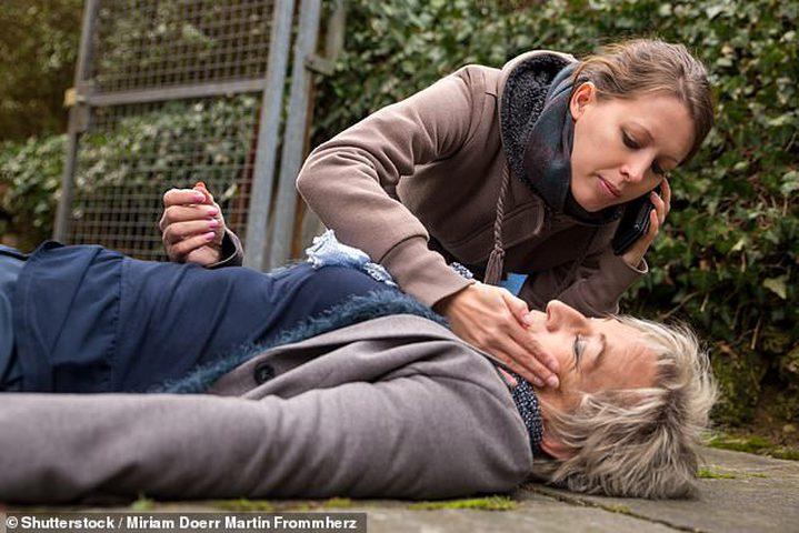 النساء أكثر عرضة للوفاة بسبب الأصابة بأزمات قلبية في أماكن عامة
