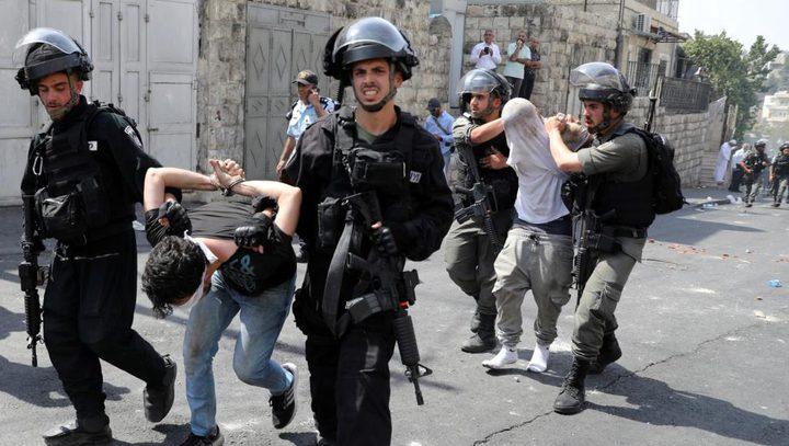 قوات الاحتلال تعتدي بالضرب على طفل غرب جنين