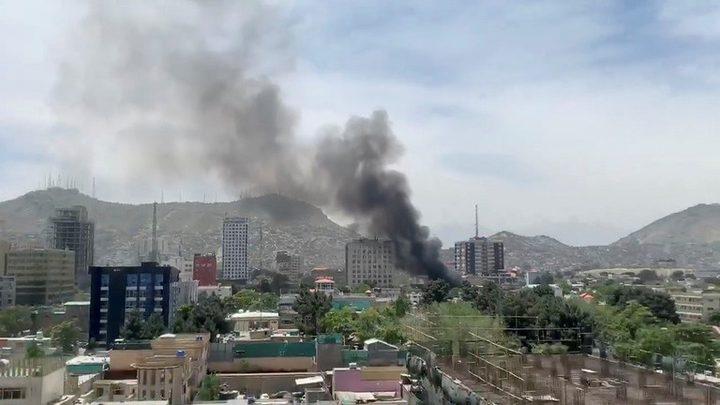 قتلى بانفجار يهز مسجدا في كابل