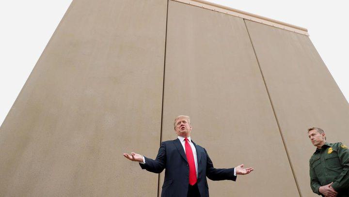 قاضٍ أمريكي يصدر قراراً يشكل ضربة لخطط ترامب مع المكسيك..