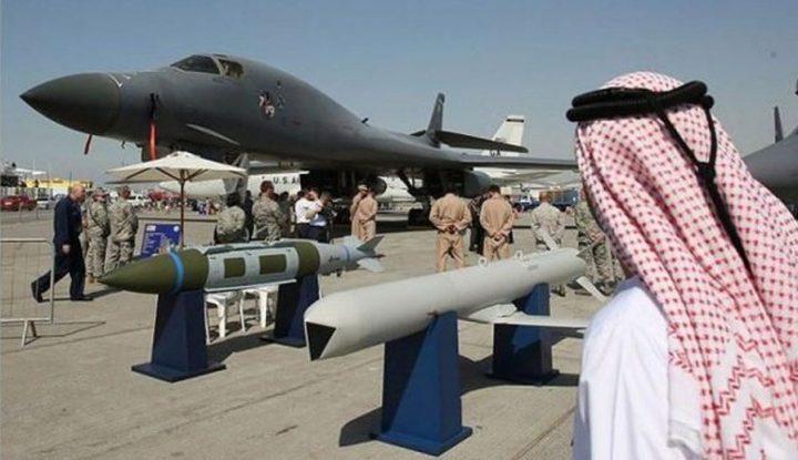 صفقة أسلحة بمليارات الدولارات للسعودية والأمارات والأردن