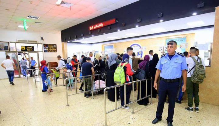 الشرطة: 23 ألف مسافر تنقلوا عبر معبر الكرامة الأسبوع الماضي
