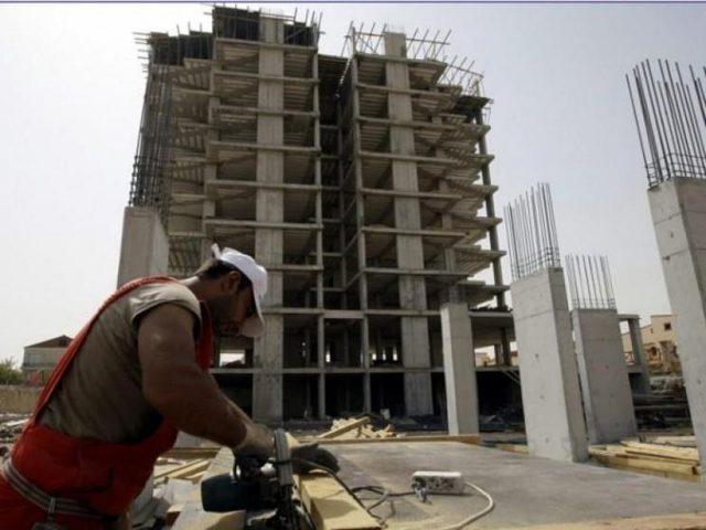 انخفاض مؤشر أسعار تكاليف البناء