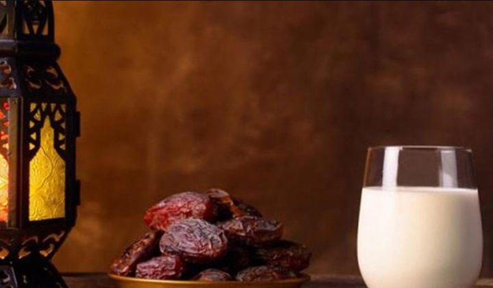 أهمية اللبن في رمضان