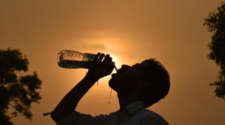 الطقس :كتلة هوائية حارة جديدة تضرب فلسطين يومي الأربعاء والخميس