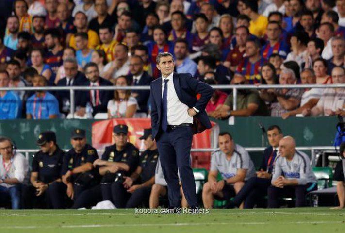 هل انتهت حقبة فالفيردي مع برشلونة؟